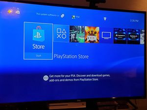1tb PS4 P. T installed and 6 games for Sale in Bellevue, WA