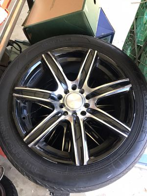 Wheels/Rims and Tires for Sale in Norwalk, CA