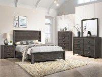 B6700 adelaide 4 pcs Queen Bedroom set Mattress not incluyet for Sale in Whittier, CA