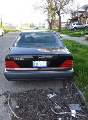 1995 S500 Mercedes parts car get parts while you can for Sale in Southfield, MI