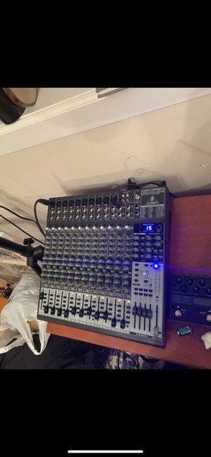 Behringer XENYX2442FX 16 channel $170obo for Sale in Seattle, WA