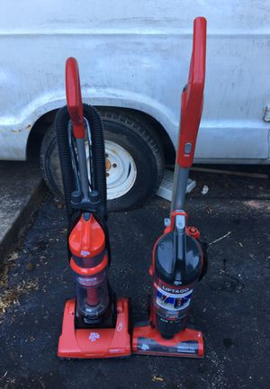Two small lightweight vacuums for Sale in Atlanta, GA