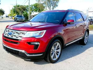 2018 Ford Explorer Limited clean title for Sale in Fort Lauderdale, FL