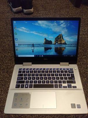 Dell Inspiron 14 5482 2-1 convertible laptop for Sale in Spokane, WA