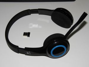 Logitech H600 Bluetooth Headset - Work from Home for Sale in Scottsdale, AZ