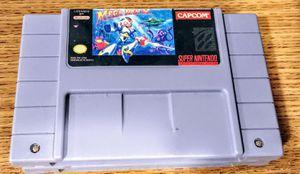 Super Nintendo Mega Man X for Sale in Wells, ME