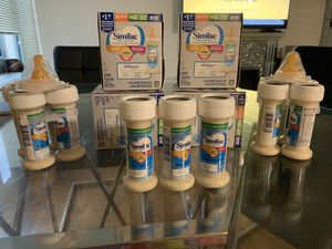 Similac pro sensitive infant & newborn pampers 40+ for Sale in The Bronx, NY