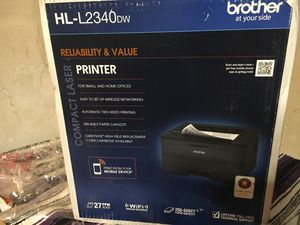 Brother printer for Sale in Riverside, CA