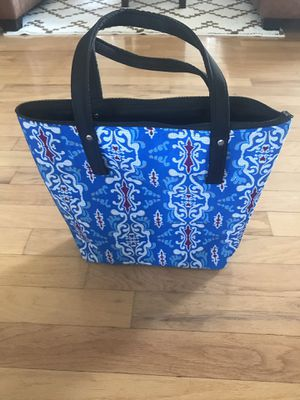 Patterned Zip Tote Bag. Brand New. for Sale in Dallas, TX