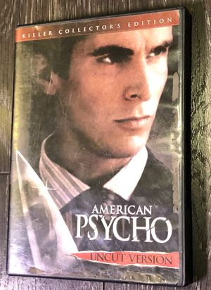 American Psycho DVD / Uncut, Unrated for Sale in Lakewood, CO