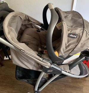 Car seat and stroller combo for Sale in Santa Maria, CA