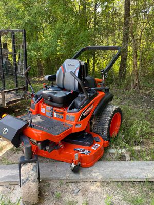"New kubota diesel 0hrs ZD1211-3-6 60"" deck zero turn for Sale in Houston, TX"