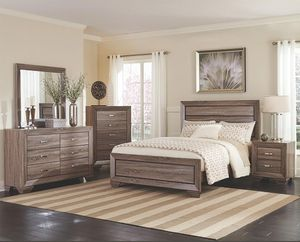Kauffman Bedroom set with Panel Design for Sale in Naples, FL