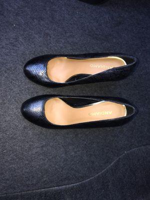 Black pump heels for Sale in Bristow, VA
