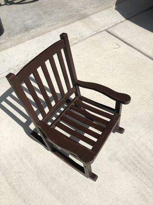 Kids rocking chair for Sale in Kyle, TX