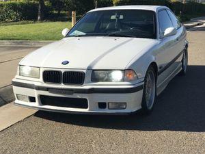 1995 BMW M3 alpine white manual Vader 1 owner for Sale in Laguna Beach, CA