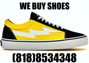 Vans Revenge storms yellow for Sale in Los Angeles, CA