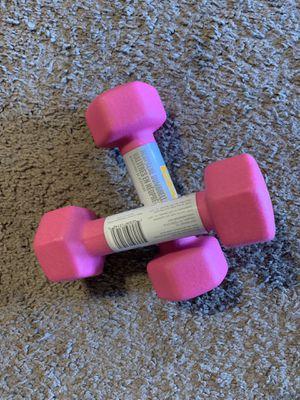 (1) set of CAP 3lb dumbbells for Sale in Phoenix, AZ