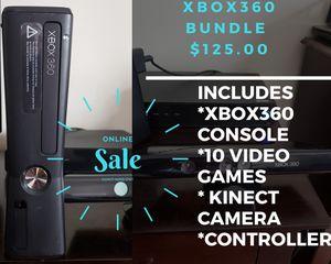 Xbox 360 bundle for Sale for sale  Boca Raton, FL
