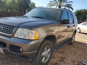 Ford Explorer XLT 05 for Sale in Corona, CA