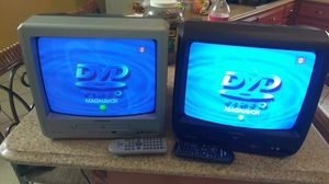 MAGNAVOX Dolby Digital SDTV DVD Video Television Hybrid w remote for Sale in Orlando, FL
