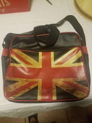 British Flag Shoulder/Laptop Bag for Sale in St. Petersburg, FL