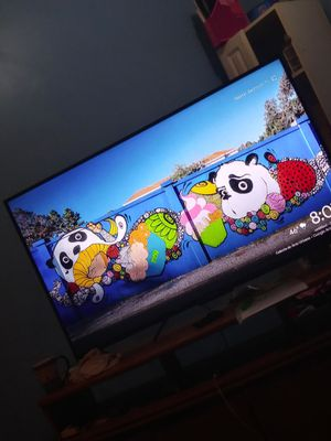 55 inch flat screen smart tv for Sale in Kalamazoo, MI