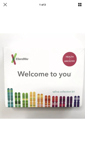 23 And Me Health And Ancestry DNA Kit for Sale in Riverside, CA