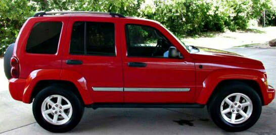 Jeep Liberty Limited 4WD