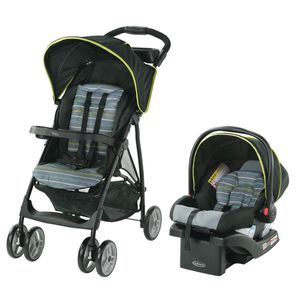 Graco Literider LX Travel System with Snugride 30 ; Car seat & Stroller combo for Sale in York, SC