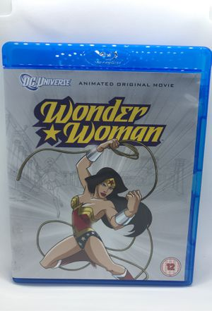 Wonder Woman Animated Movie Blu-ray for Sale in Corona, CA