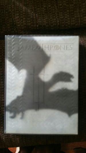 Game of Thrones season 3 DVD set for Sale in Hazlehurst, GA