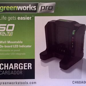 Greenworks charger for Sale in Jacksonville, FL