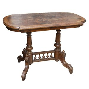 Beautiful Antique Library Table for Sale in Lakewood, CO