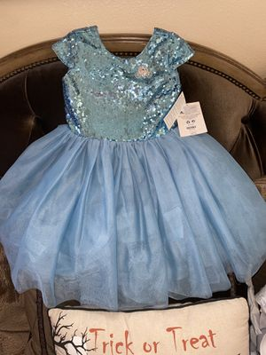 Disney store Cinderella dress for Sale in San Bernardino, CA