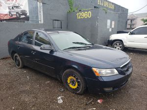 Hyundai sonata 2007 for parts out for Sale in Opa-locka, FL