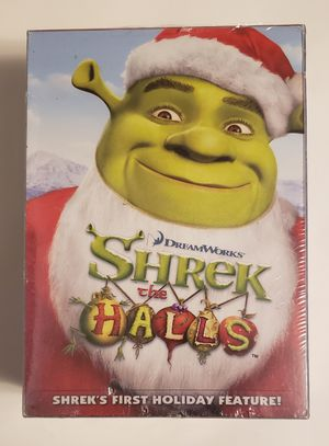 Shrek The Halls(DVD ,Puss & Boots Ty Beanie Babies for Sale in Lakewood, CO