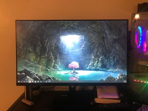 """Dell 27"""" gaming monitor for Sale in Columbus, OH"""