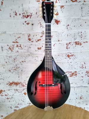 Vintage 1930's-1949's Harmony Monterey Archtop Mandolin in Original Case for Sale in Loveland, CO