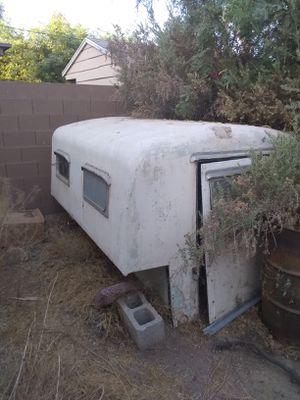 Camper shell for Sale in Yuma, AZ