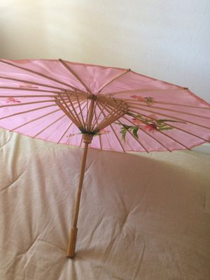 Chinese parasol for Sale in Lafayette, CA