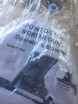 Brand new mortar gun for Sale in Traverse City, MI