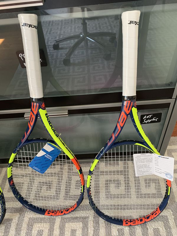 Babolat Pure Aero French Open Tennis Racket By Roland Garros Paris