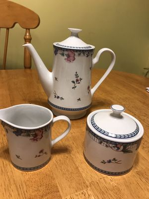 Oneida Partial Tea Set for Sale in Milford, MA