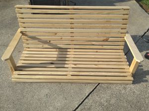 4ft porch swing for Sale in Cartersville, GA