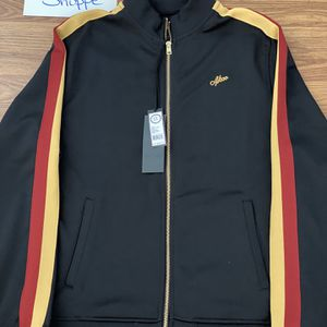 Akoo Jacket for Metallic Gold Jordan 1 for Sale in Houston, TX