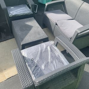 Outside patio furniture for Sale in San Dimas, CA