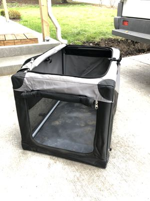 Soft dog crate for medium dogs for Sale in Portland, OR