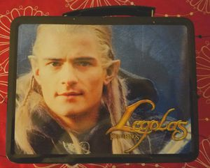 The Lord of the Rings Legolas Metal Lunchbox for Sale in Mesquite, TX