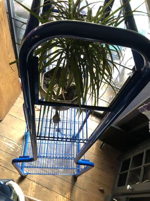 Regal blue Cooling rack/display rack on wheels for Sale in Bremerton, WA